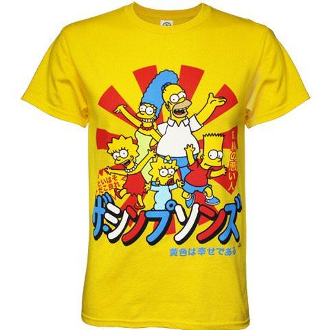 t-shirt séries films