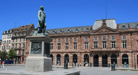 Drague-Strasbourg-Kleber
