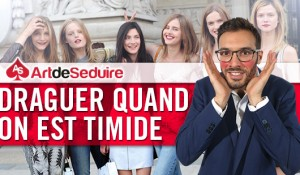 draguer quand on est timide