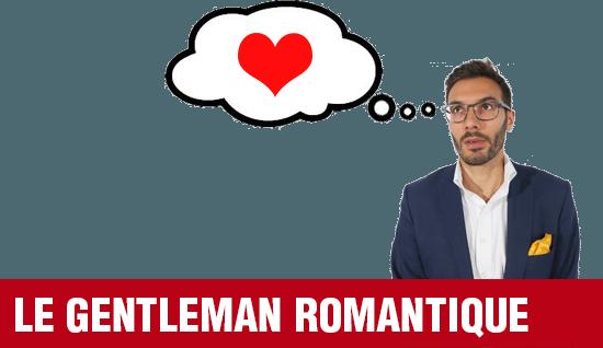 séducteur romantique