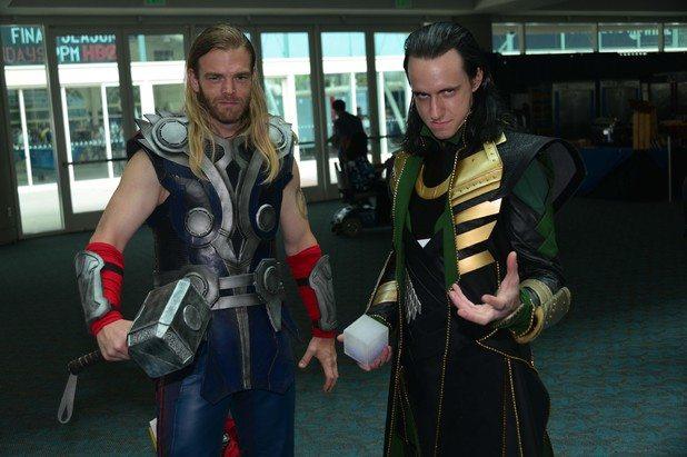 costume de super heros