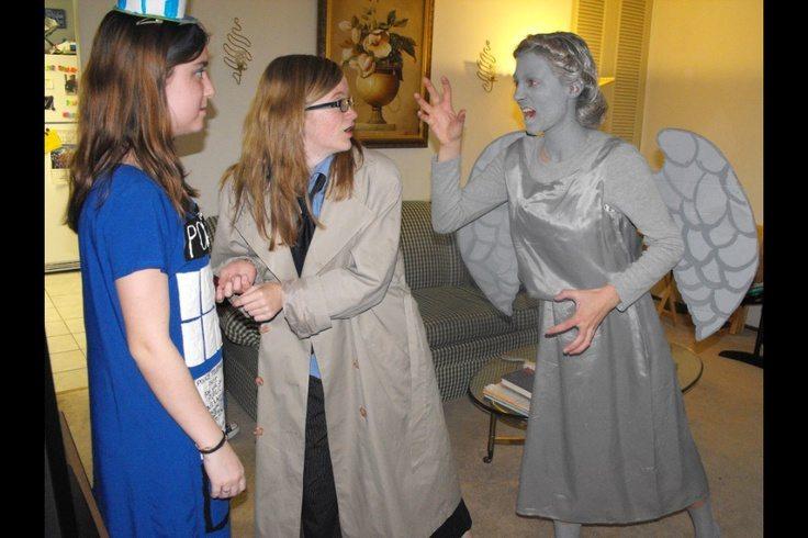 costume halloween doctor who