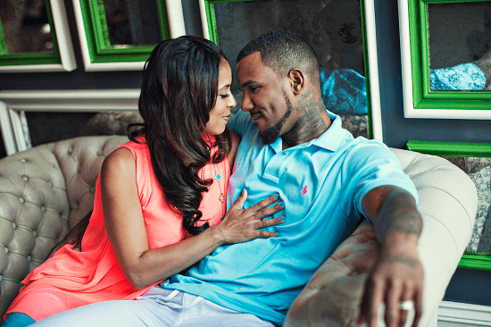 MArrying the game VH1 Le rappeur The Game, star de lémission de dating Shes Got Game !