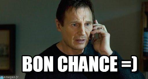 BOn Chance Liens sans aucun lien