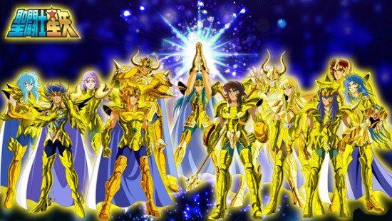 chevaliers zodiaque