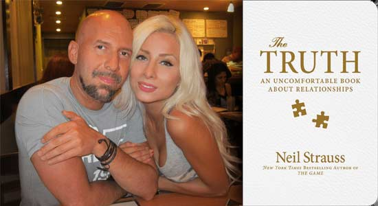 neil strauss livre the truth ingrid The Truth de Neil Strauss : Comment Vivre une Relation de Couple normale après The Game...