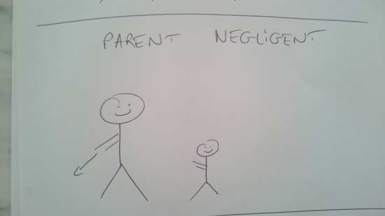 parent négligent The Truth de Neil Strauss : Comment Vivre une Relation de Couple normale après The Game...