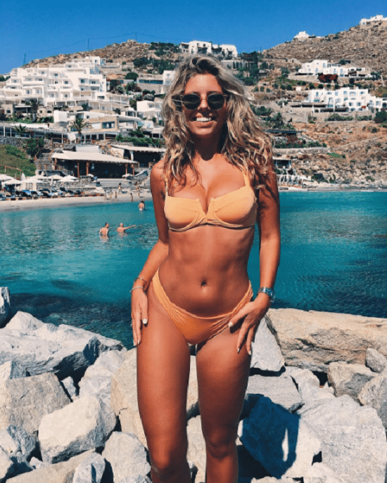 Natasha3 Les 50 Photos les plus Sexy de ABikiniADay sur Instagram !