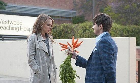 Donner des fleurs à une femme