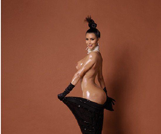 Paper Kim Kardashian