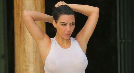 Hot Instagram Kim Kardashian