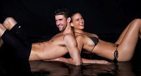 avoir un corps de nageur sexy