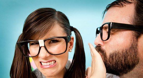 combattre la mauvaise haleine