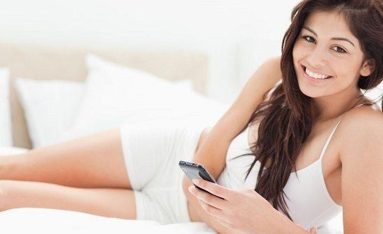 Séduire une fille par sms