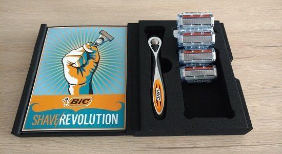 Coffret Bic Shave Club