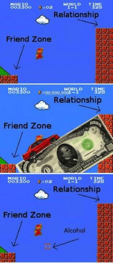 dessinLOL Voici Pourquoi Les Hommes Finissent en Friend Zone (et Ne Concluent PAS !)