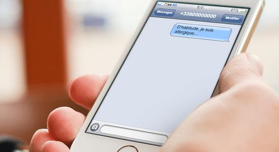 message d'accroche sur Tinder