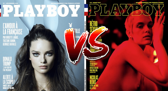 Couverture Playboy France
