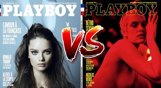 Couverture Playboy France
