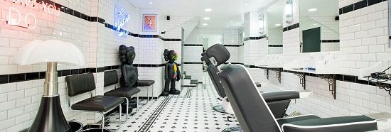 barbier paris Gégé Barbershop