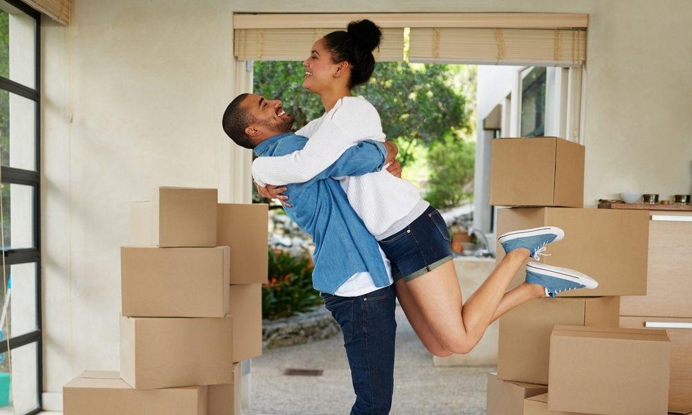 emménager avec sa copine