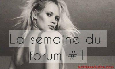 semaine du forum 1