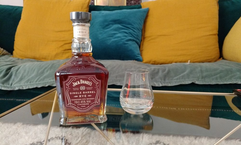 Single Barrel Rye Jack Daniels