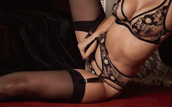 lingerie cadeau de saint valentin