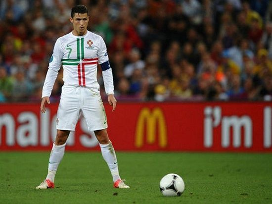 Body language CR7