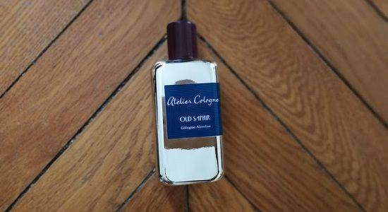 parfum viril Oud Saphir