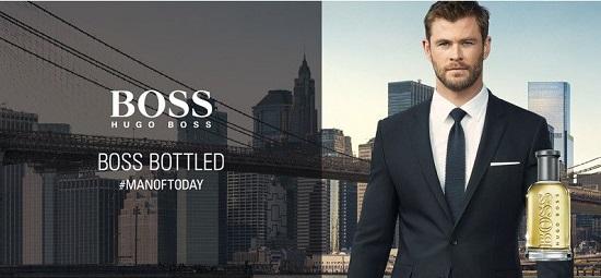 parfum viril Boss